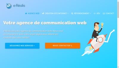 Site internet de E-Realis