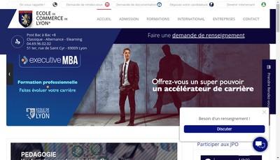 Site internet de Bsf