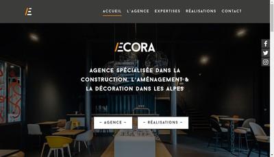 Site internet de Metronome Construction