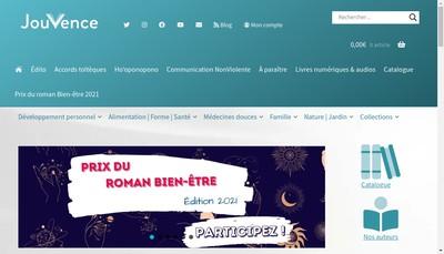 Site internet de Jouvence