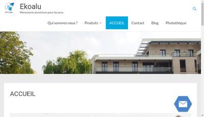 Site internet de Ekoalu