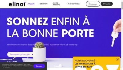 Site internet de Elinoi
