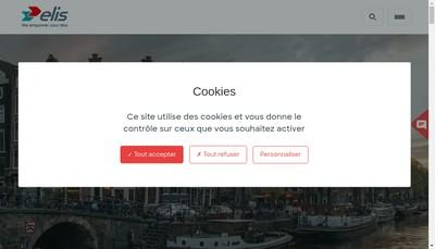 Site internet de Elis Lorraine