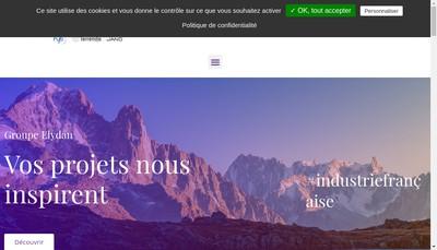 Site internet de Ryb Index