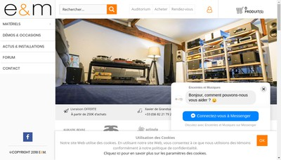 Site internet de Societe de Grandsaignes