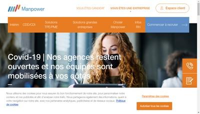 Site internet de Homecom
