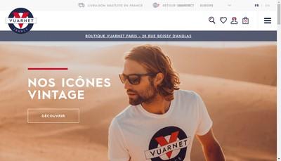 Site internet de Vuarnet Manco