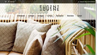 Site internet de Eugene Eugene