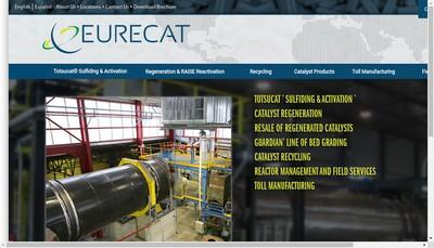 Site internet de Eurecat SA