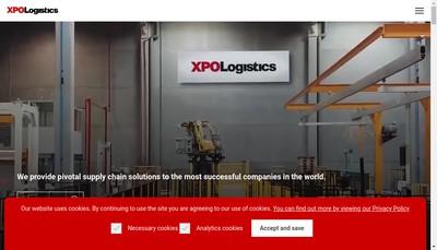 Site internet de Xpo Volume Mgca France