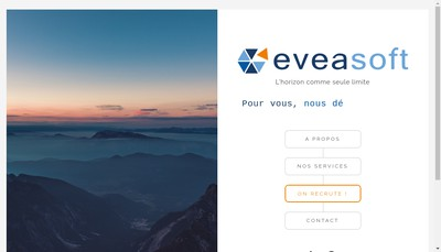 Site internet de Eveasoft