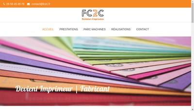 Site internet de Fc2C