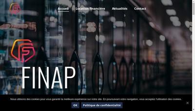 Site internet de Pulse Retail