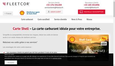 Site internet de Epyx France