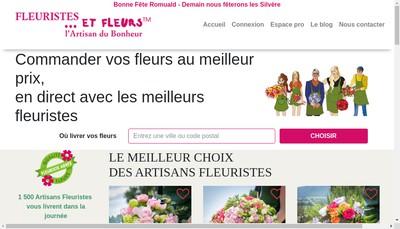 Site internet de Le Miel d'Alice