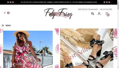 Site internet de Foly-Fring
