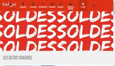 Site internet de Foul&Es