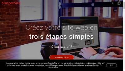 Site internet de Ag Immo