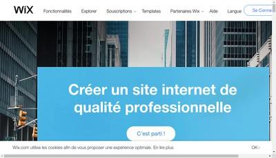 Site internet de Touraine Extincteurs