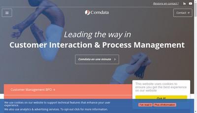 Site internet de Crm 72