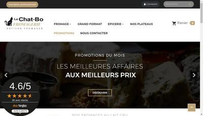 Site internet de Le Chat-Bo