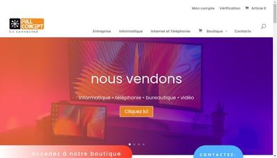 Site internet de No Bug