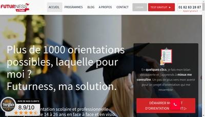 Site internet de Success Torus