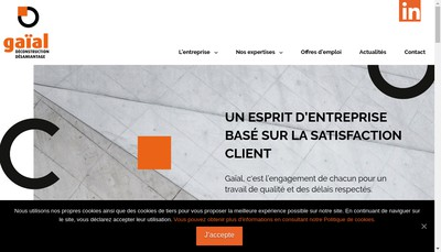 Site internet de Gaial