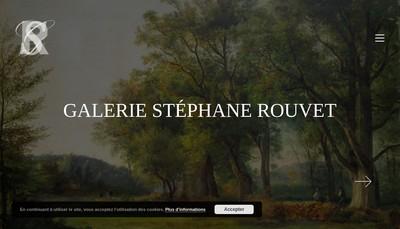 Site internet de Galerie Stephane Rouvet