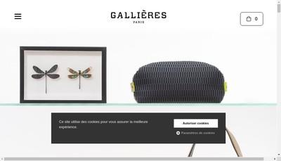 Site internet de Gallieres