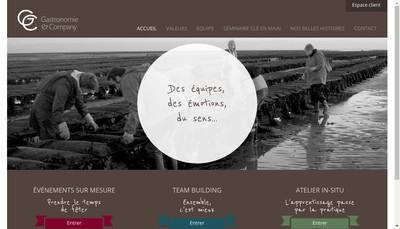 Site internet de Nouveau Jour