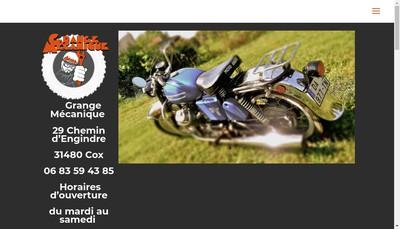 Site internet de Grange Mecanique