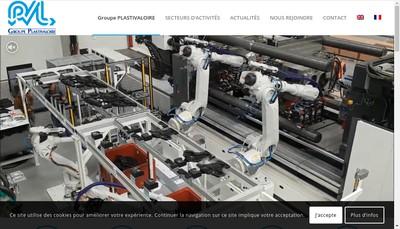 Site internet de Bourbon Automotive Plastics Morteau en Abrege Bourbon Ap Morteau