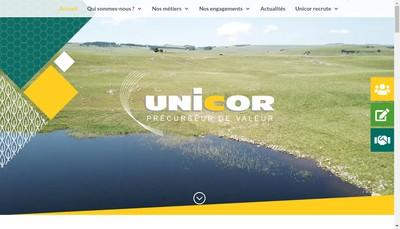 Site internet de Solevial
