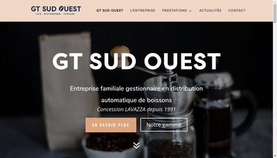 Site internet de Gt Sud Ouest