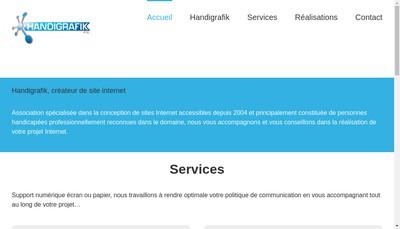Site internet de Handigrafik