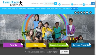Site internet de Alienor-M
