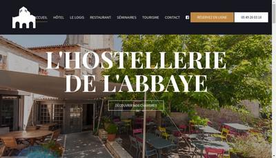 Site internet de Les Trois Maisons