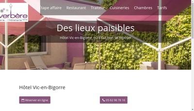 Site internet de Le Reverbere
