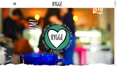 Site internet de Hygge