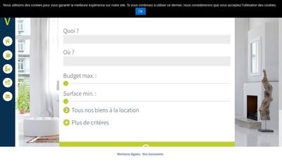 Site internet de Pierreval