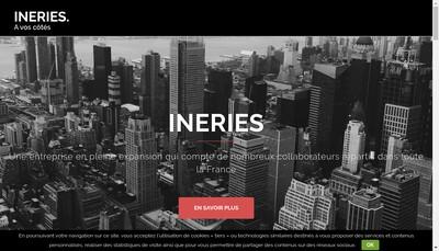 Site internet de Ineries