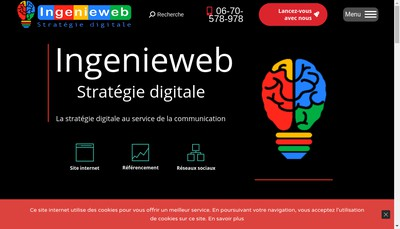 Site internet de Olivier Delpy