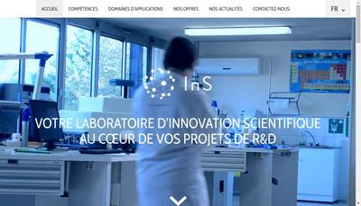 Site internet de Ins