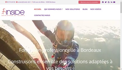 Site internet de Elatha Conseil
