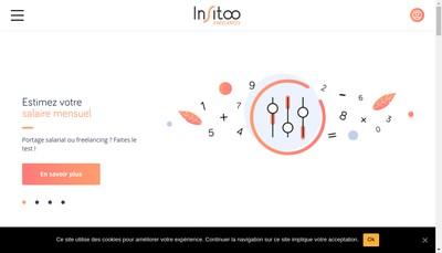 Site internet de Insitoo-It