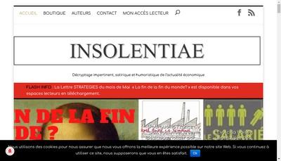 Site internet de Harael Editions