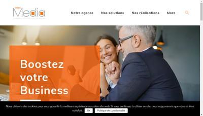 Site internet de Intecmedia