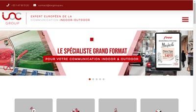 Site internet de Print And Display France