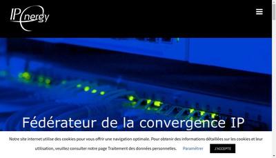 Site internet de Ip Energy